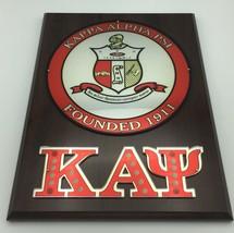 "Kappa Alpha Psi - Wall Plaque 9""x12"" - £50.21 GBP"