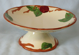 """Franciscan Apple Compote 8"""" by 3 1/2"""" - $26.62"""
