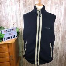 Abercrombie & Fitch | Sz L Reversible Waterproof Jacket Vest - $28.94