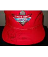 VTG 1990s Ralph Emery Voice of Country Music autographed signed hat sku8 - $42.97