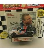 Racing Champions Mark Martin #6 Nascar Stock Car Toy 1995 Edition Valvoline - $4.00