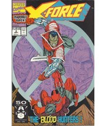 (CB-52) 1991 Marvel Comic Book: X-Force #2 { 2nd app Deadpool } - $16.00