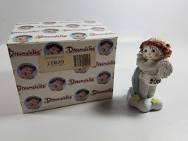 "Dreamsicles ""It's A Boy"" Cherub Figurine Baby 2000 #11029 (24) - $15.83"