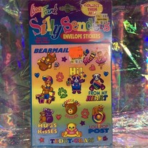 Sealed Lisa Frank Silly Senders 90s Ballerina Painter Panda Koalas Teddy