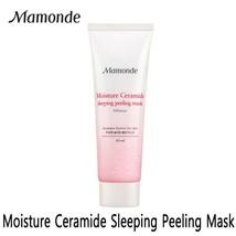 Mamonde - Moisture Ceramide Sleeping Peeling Mask 80ml - €14,82 EUR
