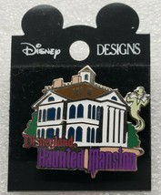 Haunted Mansion Ghost Pin 237 1998 Disneyland Attraction Series - $25.73