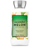 Bath & Body Works Cucumber Melon Super Smooth Body Lotion 8 fl oz / 236 ml - $14.00