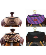Western Horse Saddle Sack Lined Pouch / Bag Attaches to your Saddle Color Choice - $14.26 - $14.75