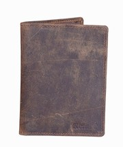 Leather Passport Cover - Holder - for Men & Women - Passport Case - $95.79