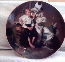 Norman Rockwell  A Traveler's Pal Plate #4794 Edition - $19.80