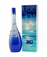 Jennifer Lopez Blue Glow Eau De Toilette Spray EDT For Women 3.4oz 100ml... - $79.99