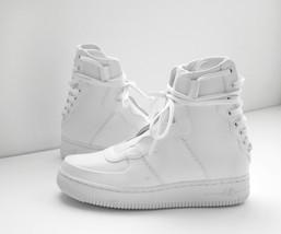 Nike W AF1 Rebel XX white / white - white  AO1525-101 WMNS. Size: 7 (NO BOX LID) - $109.99