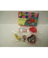 NEW Re-ment 3:00 O'Clock Afternoon Tea 2 Miniature Mini Food 2004 US Seller - $15.00