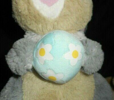 Par Disney Pascuas Thumper & Miss Conejito Lazo Rosa Peluche Plush Toy