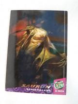1993 Fleer Ultra X-Men Trading Card # 63 Super Villains Sauron - $0.95