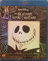 Disney The Nightmare Before Christmas [Blu-ray]