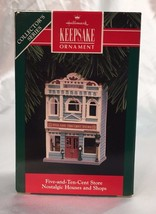Five and Ten Cent Store 1992 Hallmark Collector's Series Keepsake Orname... - $14.80