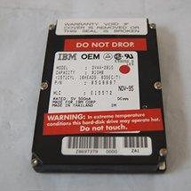 "IBM 810MB Laptop Hard Drive 2.5"" IDE 85G8887 DVAA-2810"