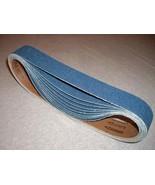 100 Piece 1 1/2 Inch X 30 Inch 40 mm X 70 mm Zironcia Pipe Polisher Sand... - $197.99
