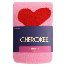 Cherokee Baby Girls' Sweater Tights Pink 4T-5T - $6.99
