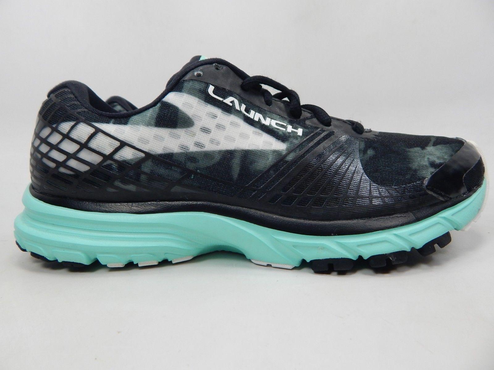 Brooks Launch 3 Size 6.5 M (B) EU 37.5 Women's Running Shoes Black 1202061B071