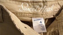 OLD NAVY the Sweet Heart Dress Pants/Slacks size 4 Regular Womens/Children - $14.96