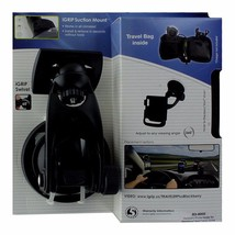 iGrip Traveler plus Kit Phone Holder and Suction Mount for BlackBerry Bo... - $4.94