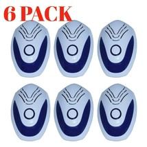 6 Pack Electronic Ultrasonic Pest Repeller Ant Roach Mouse Spider Fly Fl... - $28.23