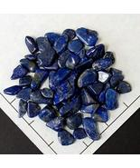 Lapis Lazuli A Grade XSM-med Tumbled 1/4 lb Bulk Stones Royal Blue Quality - $68.60