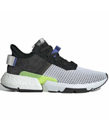 Adidas Men's POD-S3.1 Black/Real Lilac/Shock Red CG5947 - $55.00