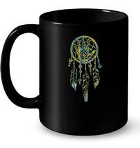 Dreamcatcher Hand Snake   patterned I Ceramic Mug - $13.99+