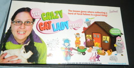 The Crazy Cat Lady Game Board Game-Complete - $16.00
