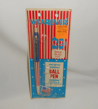 Wearever Ball Pen United States Bicentennial Pen With Flag Pin Vintage Unopened - $19.00