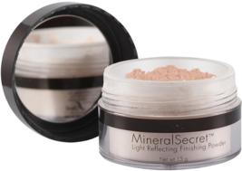 Sorme Mineral Secret Light Reflecting Finishing Powder Sheer Translucent... - $19.99