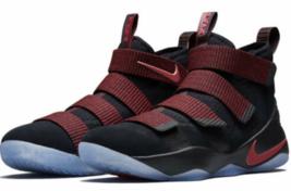 Nike LeBron Soldier 11 XI Size 8.5 M (D) EU 42 Men's Basketball Shoes 89... - $93.05