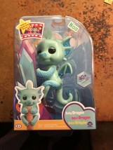 NEW 2018 Fingerlings Baby Dragon Noa WowWee Interactive & Authentic - $18.69