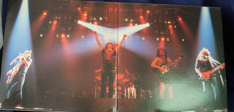 AC/DC - For Those About to Rock - Atlantic SD 11111