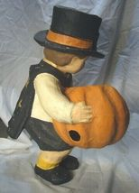 Bethany Lowe Large Pumpkin Surprise Boy Treater image 4
