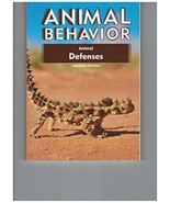 Animal Defenses (Animal Behavior) [Paperback] Wilsdon, Christina - $23.46
