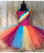 Jojo Tutu, Jojo Siwa Tutu Dress, Jojo Siwa Costume, Jojo Siwa Girls Outfit - $45.00+