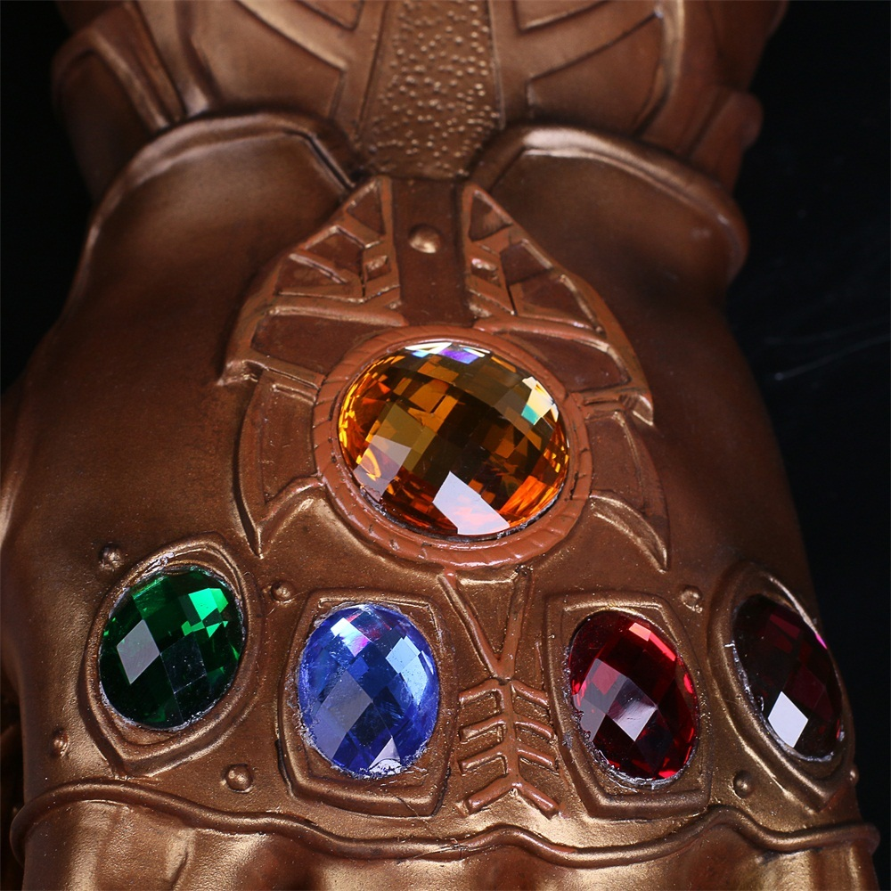 Thanos Infinity Gauntlet Avengers Infinity War Thanos Glove Prop New