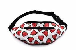 Watermelon Fanny Pack for Kids & Teens - Cute Kids Fanny Pack - $15.57