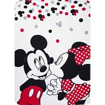BASSKET.COM Disney Travel Fleece Throw (Minnie) - $9.99