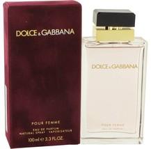 Dolce & Gabbana Pour Femme Perfume 3.4 Oz Eau De Parfum Spray image 6