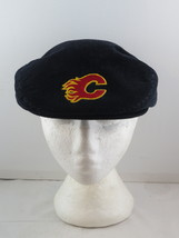 Vintage Calgary Flames Golf Hat - Corduroy Classic Ted Fletcher - Adult Snapback - $79.00
