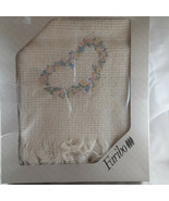 Faribo Wool County fair Throw New in box vintage 50 X 60 Vintage afgan b... - $35.63