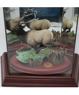 Hallmark Galleries Majestic Wilderness Collection Bull-Elk LE 231/4500 1994 - $127.71