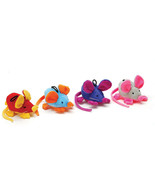 Ethical Rattle Clatter Mouse With Catnip Small 077234023778 - $15.96