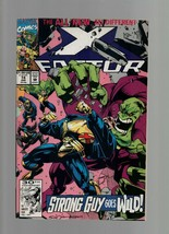 X-Factor #74 - January 1992  Marvel Comics - Politically Incorrect - Pet... - $1.47