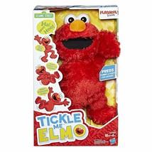 2016 Red Playskool Friends Sesame Street HasbroTickle Me Elmo - $25.21